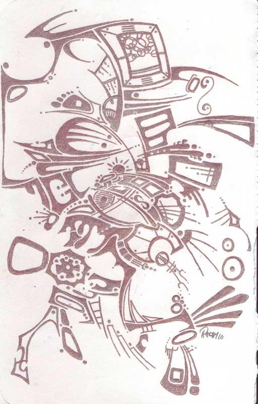 Abstractttt - Ink
