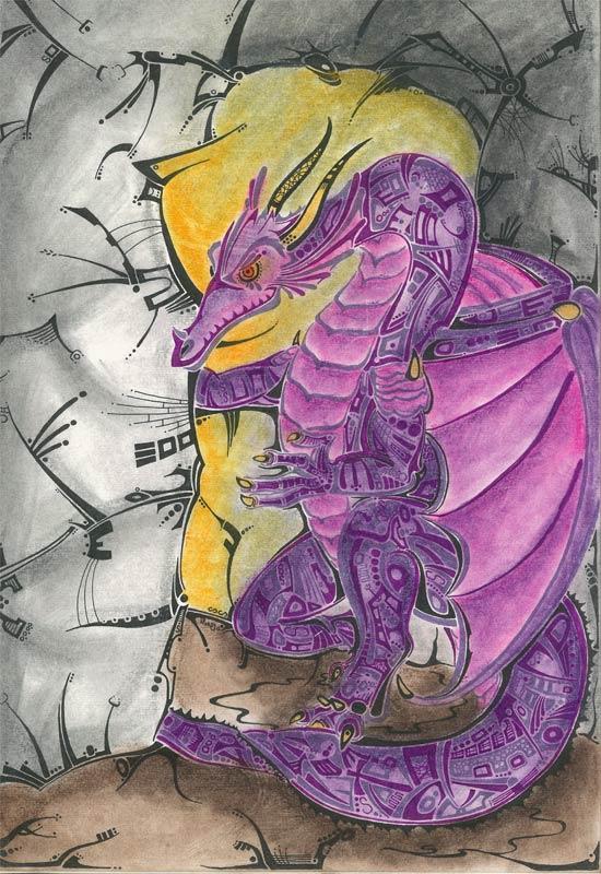 Wake up dragon - Sold