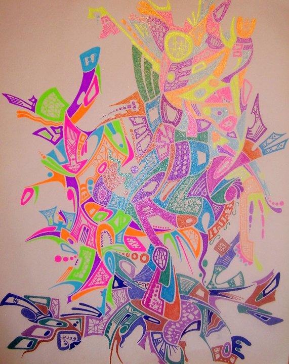 color fury - ink