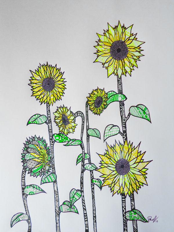 Summer - Ink - Sold