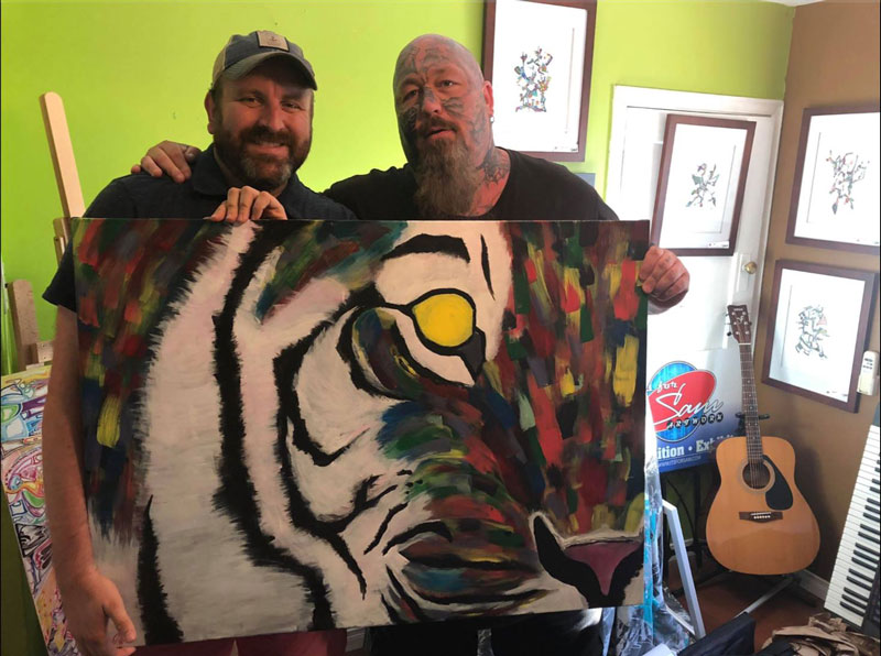 Eye of the Tiger - DONATED