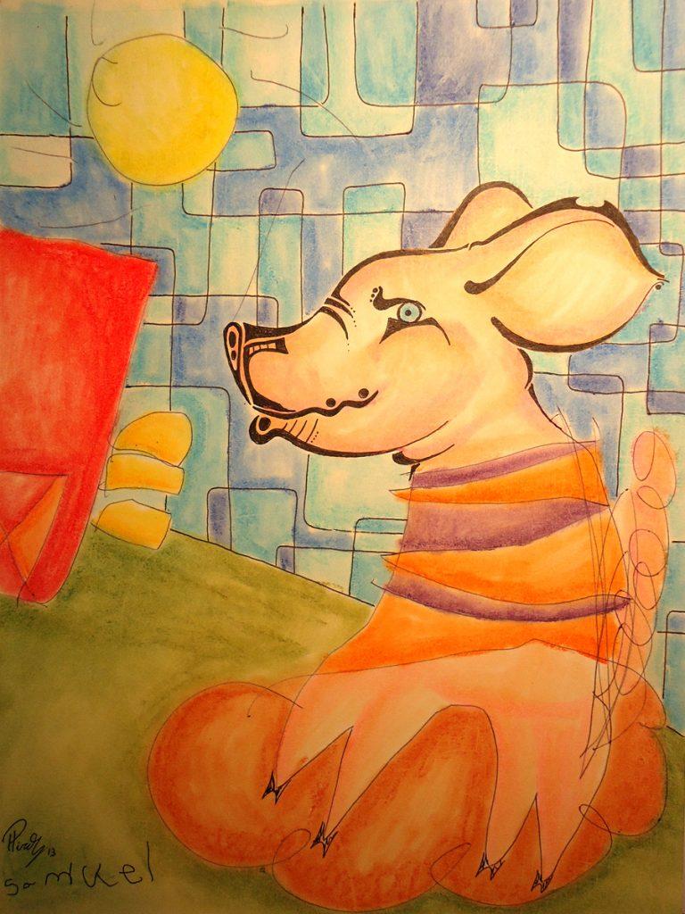 Piggy - Sold