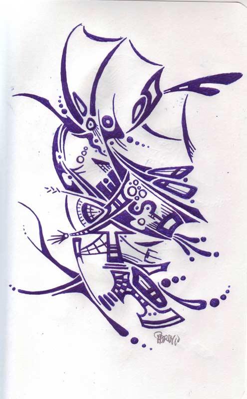 Amphibien - Ink