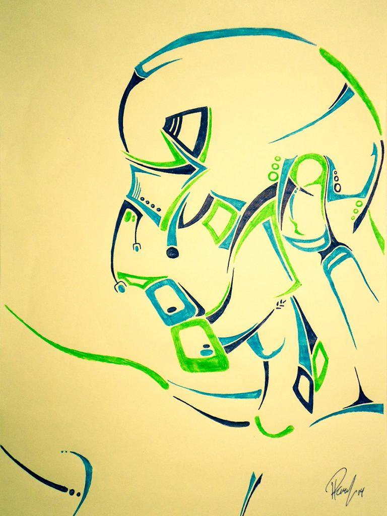 Me - Ink