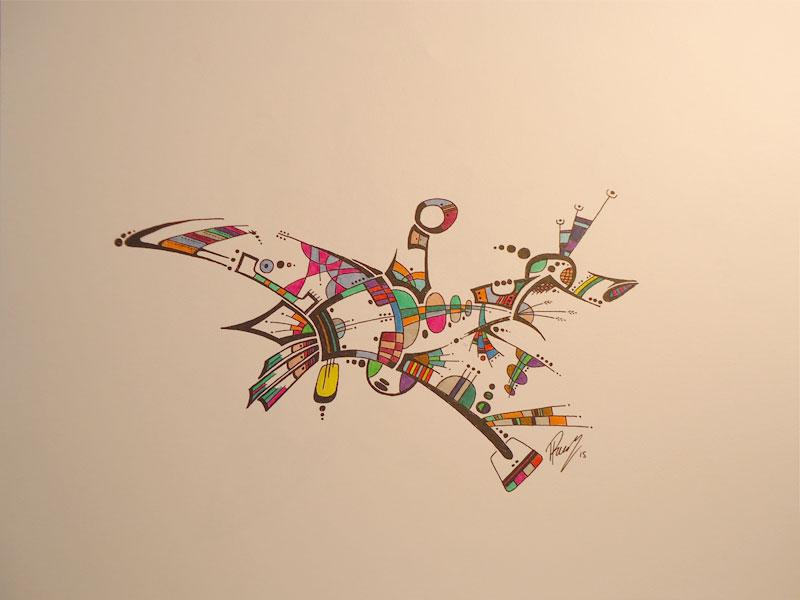 Jump! - Ink