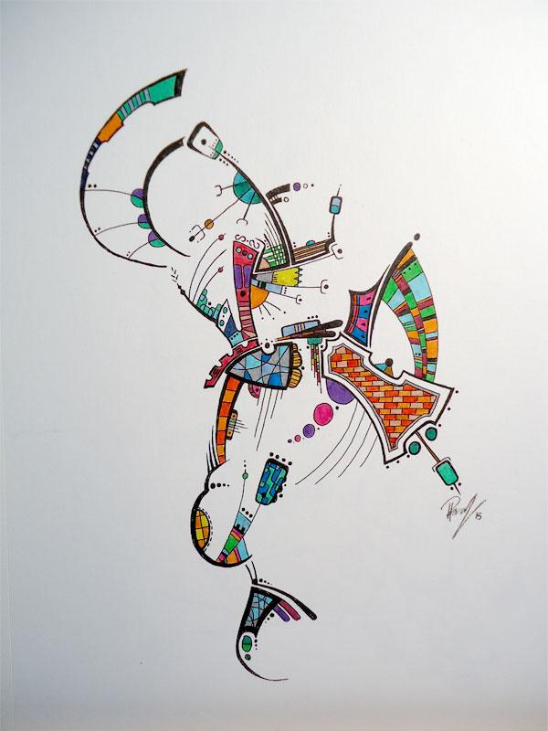 Clive Owen - Ink