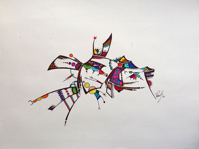 High Profile - Ink
